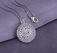 Round Cut-Out Pendant (Pendant Only)
