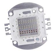 50W LED RGB de alta potencia de la viruta de componentes integrados (15-28V)
