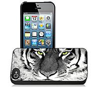 modello della tigre caso effetto 3d per iphone5