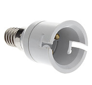 E14 to B22 LED Bulbs Socket Adapter