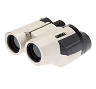 Practical Binocular for Concerts and Bird-Watching (10x25) - Silver with Black