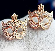 z&X® maschera stile della Boemia coclea set orecchini fiorellino prigioniera