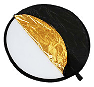 "43 ""5-in-1 Mulit Luz plegable disco Reflector 110cm"