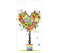 Nuevas Tecnologías de la venta caliente colorido cubierta de la caja del teléfono celular tallado 3D para iphone5/5s7