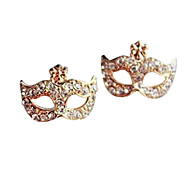 New bohemian diamond flower earrings earrings earrings mask E486