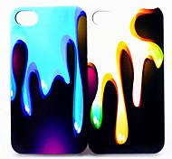 Joyland ABS Shiny Ice Cream Couple Back Case for iPhone 4/4S(2 PCS)