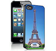 Eiffel Tower Pattern 3D Effect Case for iPhone5