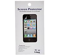 Elegante HD Screen Protector con panno di pulizia per Snoy L36h (Xperia Z)