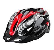 Sport Lightweight casco della bici all'aperto Copricapo sport con fibbia regolabile