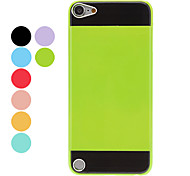 Smooth Surface PC Hard Case for iPod touch 5 (Optional Colors)