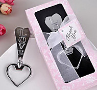 Pink Love and Hearts Bottle Opener