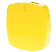 9000mAh портативный банк силы для мобильных устройств желтый