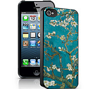 Trees Pattern 3D Effect Case for iPhone5