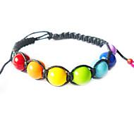z&x® petites perles à la mode amitié bracelet réglable