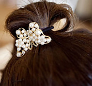Z&X®  Exquisite Pearl Bowknot Hair Band