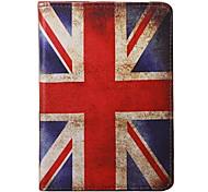 Retro Style The Union Jack Pattern Case for iPad mini 3, iPad mini 2, iPad mini