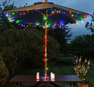 22M Solar Power 200 LED Fairy String Light Lamp Xmas Party Wedding Garden Decor