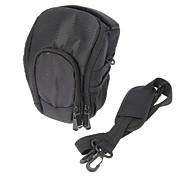 NEW T5-BK Black Triangle Crossbody ONE-Shoulder Bag for DSLR Camera