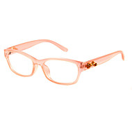 Women's Transparent Lens Butterfly Frame Eyeglasses(Assorted Colors)