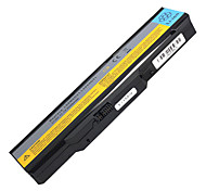 5200mah Replacement Laptop Battery for Lenovo IdeaPad 3000 G230 E23G - Black