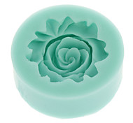 Mini Flower Silicone Fondant Cake Molds Soap Chocolate Mould for Kitchen Baking