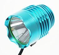 Stirnlampen / Fahrradlicht LED Radsport 18650 Lumen AC-Ladegerät Radsport-Beleuchtung