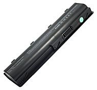 5200mah batería del ordenador portátil del reemplazo para HP DM4 Presario CQ32 CQ42 CQ62 CQ72 G42 G62 G72 - Negro