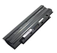 7800mAh Batteria del computer portatile per Dell Inspiron 13R 14R 15R 17R M501 M5010 N4010 M5010R 383CW 6 celle - Nero