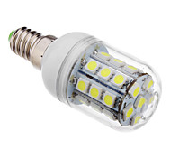 Lampadine a pannocchia 30 SMD 5050 T E14 4.5 W 390-420 LM Luce fredda AC 220-240 V