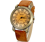 Women's Watch Vintage Roman Numerals Dial Casual Watch Cool Watches Unique Watches Fashion Watch