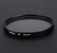 55mm UV Filter for Canon Nikon Lens