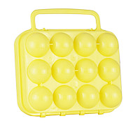 Portable Outdoor Plastic Egg Box