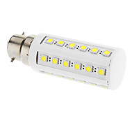 B22 6W 36 SMD 5050 LM Cool White T LED Corn Lights V