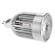 MR16 7W 630LM 3000K Warm White Light Led Spot Lamp(DC12V)