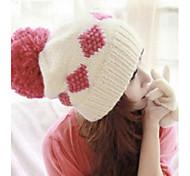 Ear Protegida Check Pattern Hat