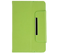 360 Degree Rotating Case with Stand for 7 Inch Tablet(Green)
