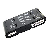 5200mAH Replacement Laptop Battery for TOSHIBA PA3285U J10 J11 J12 J32 J40 J60 J61 J62 6cell - Black