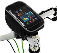 """ROSWHEEL Портативная сумка Велосипед с передней чехол для мобильного телефона менее чем 5 """""""