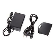 Ac casero de la pared Cargador de viaje para Sony PSP 1000 Series batería + puerta de la contraportada