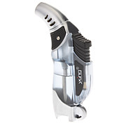 ABS Windproof Gas Lighter (Random Color)