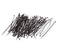 Cable Tie 150mm * 4mm Negro 100 piezas