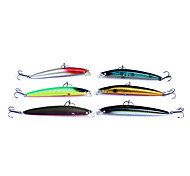 KINGDOM 143mm/21G Hard Bait Minnow 0.3-0.7M Floating Fishing Lure (Random Color)