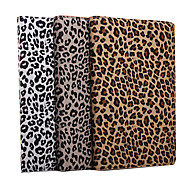 Leopard Print Design PU Leather Case with Stand for iPad Air iPad 5 (Assorted Colors)