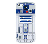 Carton Star War R2D2 Pattern Case for iPhone5/5s