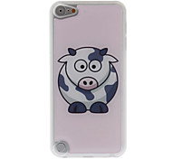 Stupid Cow Pattern Epoxy Hard Case for iPod Touch 5