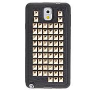 Für Samsung Galaxy Note Muster Hülle Rückseitenabdeckung Hülle Punk TPU Samsung Note 3
