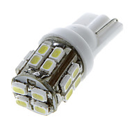 20 1206 SMD LED Car T10 168 194 W5W Side Wedge Light Lamp Bulb White