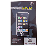 Professional Diamond Pattern Film Anti-Glare LCD Screen Guard Protector for Samsung Galaxy Y Plus S5303