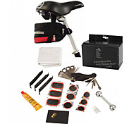 Bike Repair Kit with Bag for Mountain Bike