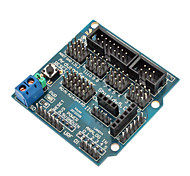 compatible (pour Arduino) capteur bouclier v5.0 carte d'extension du capteur